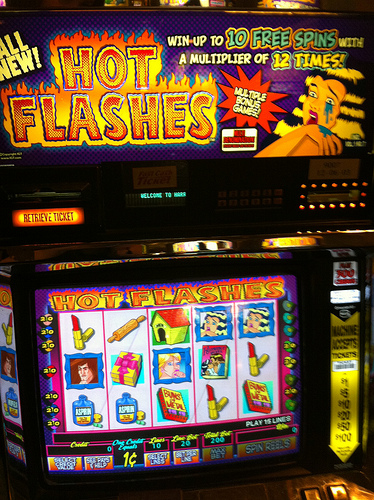 Congratulations you 39 ve lost how slot machines disguise for List of slot machines at motor city casino