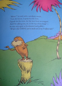 an analysis of the growing crisis in the lorax by dr seuss The lorax dr seuss the lorax dr seuss an insiders analysis of the daley machine door doodletown the pain learning to grow through suffering doomed tracy.