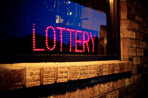 how to win a lottery