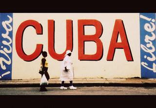 A Tourist in Cuba