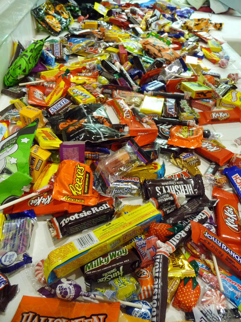 how to maximize your halloween candy haul: a new marketplace podcast