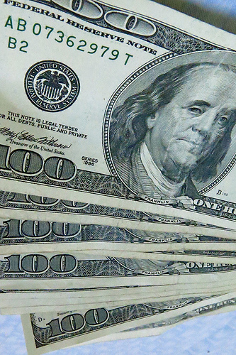 Where Are All the $100 Bills?