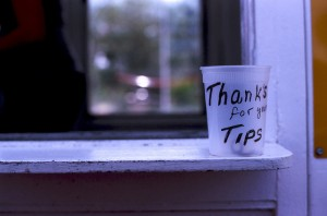 Weekend Poll:  Tipping
