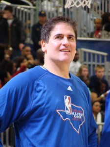 "Mark Cuban, Dallas Mavericks owner and ""tanking"" proponent.  (Photo: sdk)"