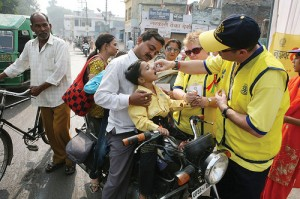The Fight to Eradicate Polio...