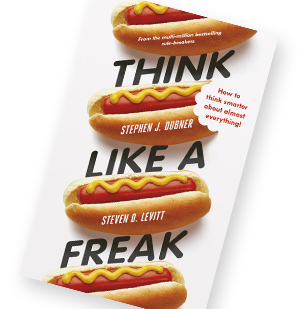 Think Like A Freak - UK Edition