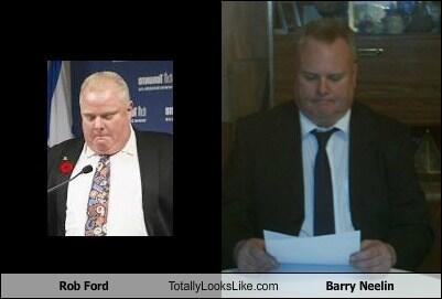 barry neelin and rob ford