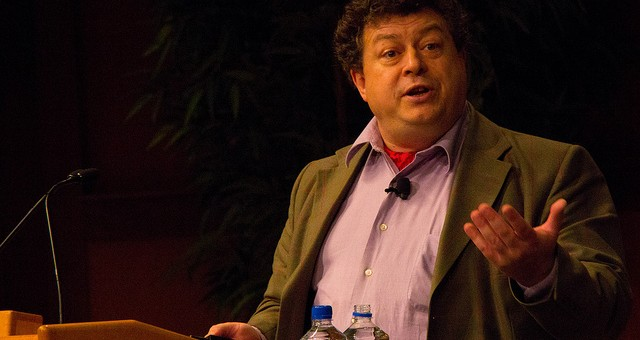 Ogilvy & Mather's Rory Sutherland, an enthusiast of behavioral economics. (Photo: Betsy Weber)