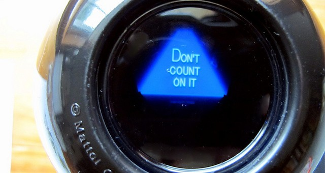 How did typical Americans with no foreign-policy expertise come to make remarkably accurate predictions for U.S. intelligence officials? Not with Magic 8 balls. (photo: frankieleon)