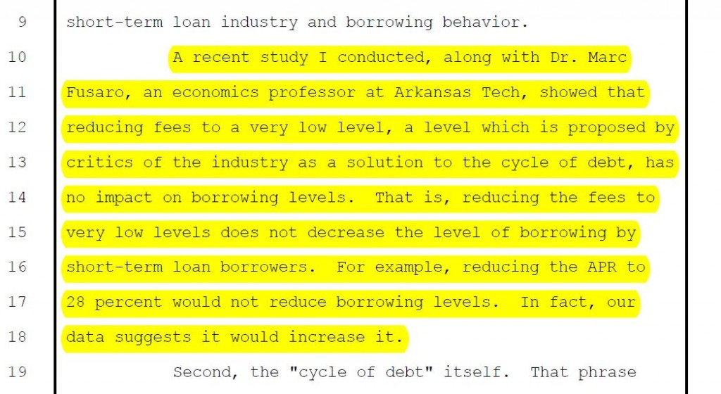 Tracking the Payday-Loan Industry's Ties to Academic Research ...