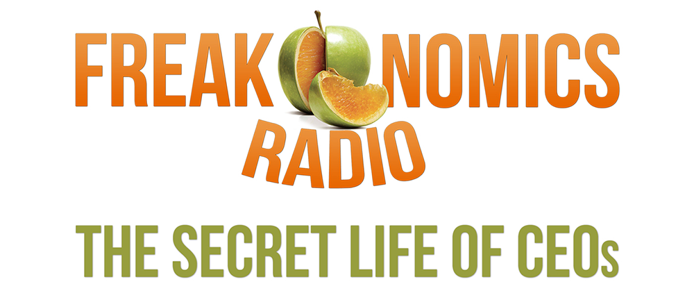 Freakonomics radio archive