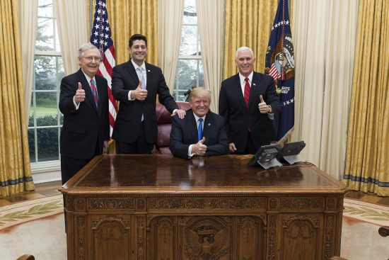 Why the Trump Tax Cuts Are Awesome/Terrible (Part 1)