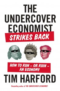 The Undercover Economist Strikes Back cover