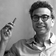 Author Stephen Dubner