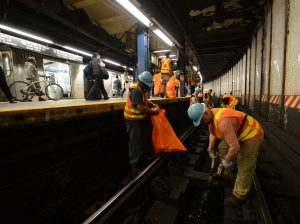Subway Cleanup